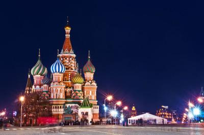 Na jídlo a vodní dýmku do Moskvy
