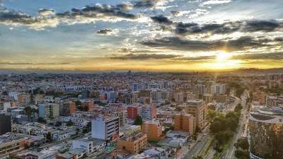 20 hodin v Bogotě