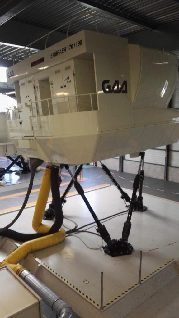 Simulátor Boeing 737-800