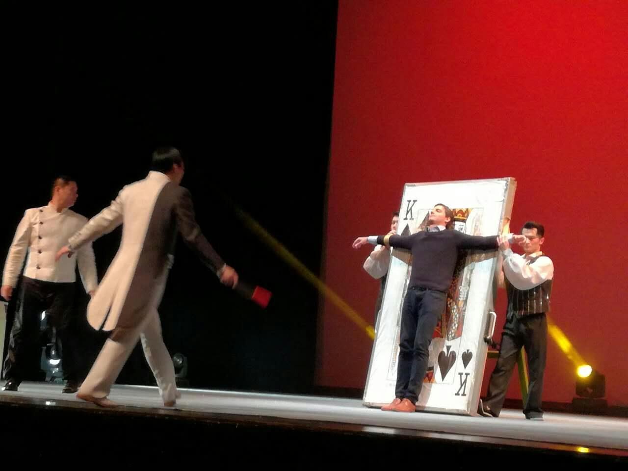 Cirkus v Cíně